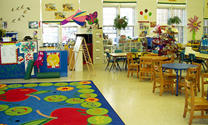Duke Memorial Weekday School Classroom